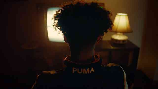 PUMA - BE THE SPARK, SHARIF ABDEL MAWLA. PARTIZAN